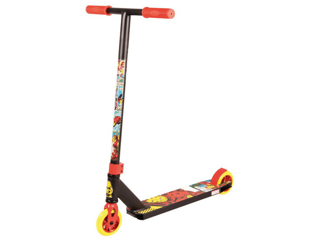 MADD GEAR Extreme Marvel Trottinette Enfant, iron man